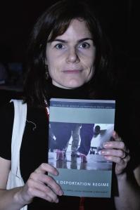 AAA 10 editor Nathalie Peutz