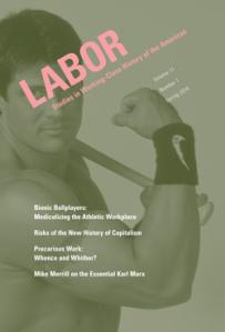 Bionic Ballplayers_Labor 11:1