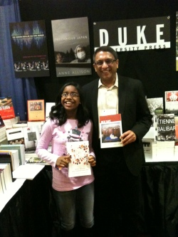 Gupta and daughter