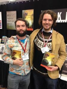 Eben Kirksey and Brandon Costelloe-Kuehn