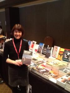 "Patricia White and her book ""Women's Cinema, World Cinema."""