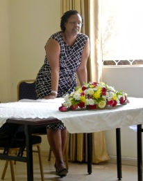 Anne Katahoire, Director of Makerere Institute of Social Research