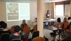 Prof Anne Katahoire opens launch