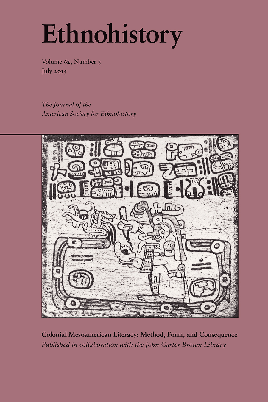 Virtual Colonial latin american literature April