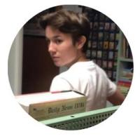 Katie Pegram, Customer Relations Representative