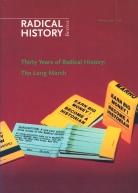 Radical History Review #79 (2001)