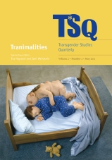 TSQ: Transgender Studies Quarterly 2:2 (2015)