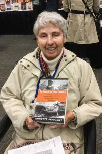 Annette Kolodny and her book In Search of First Contact
