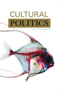 Cultural Politics 11:3