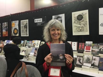 Anne Allison, author of Precarious Japan