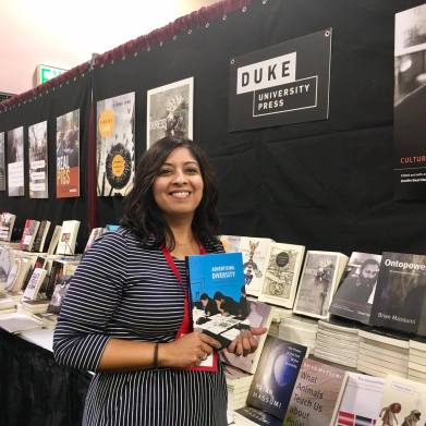 Shalini Shankar, author of Advertising Diversity