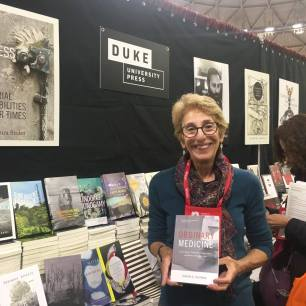 Sharon Kaufman, author of Ordinary Medicine