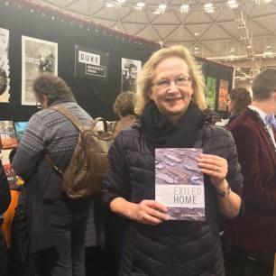 Susan Bibler Coutin, author of Exiled Home