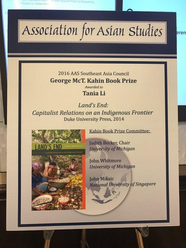 Li award program