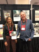 Sally Price and Richard Price, authors of Saamaka Dreaming