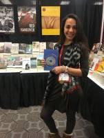 Emilia Sanabria, author of Plastic Bodies