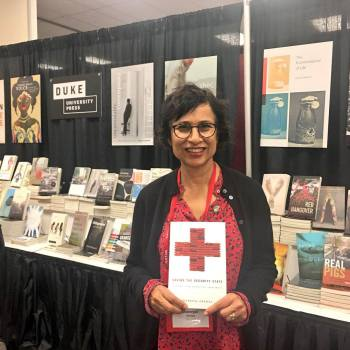 Inderpal Grewal, author of Saving the Security State