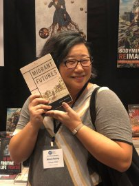 Aimee Bahng and her book Migrant Futures