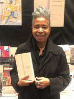 Dionne Brand, author of The Blue Clerk