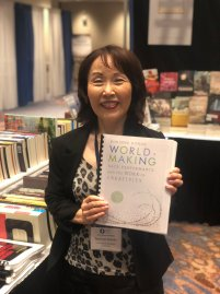 Dorinne Kondo's book Worldmaking is out in December
