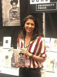 Gayatri Gopinath's Unruly Desires sold out quickly.