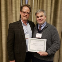"Michael Cornett, managing editor of the Journal of Medieval and Early Modern Studies, and Thomas Fulton, editor of the award-winning issue ""The Bible and English Readers"""